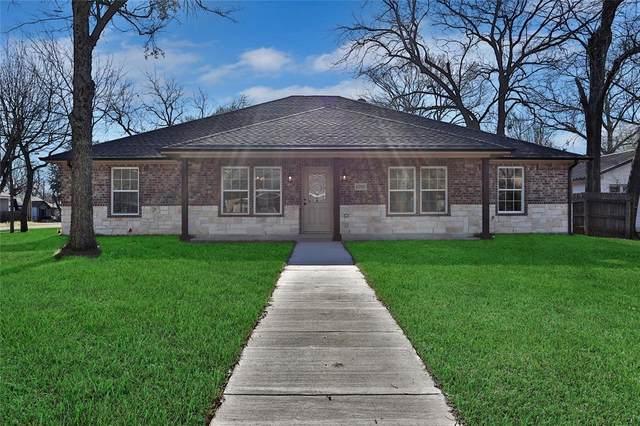 1202 N Rockwall Street, Terrell, TX 75160 (MLS #14275519) :: Tenesha Lusk Realty Group