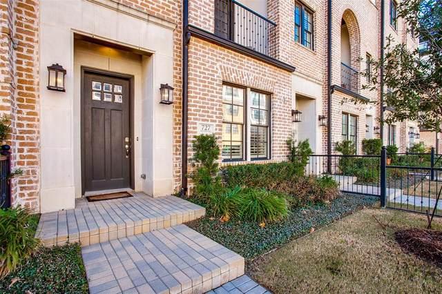 727 Will Rice Avenue, Irving, TX 75039 (MLS #14275550) :: The Kimberly Davis Group