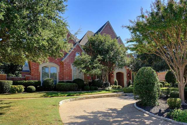 1516 Byron Nelson Parkway, Southlake, TX 76092 (MLS #14275603) :: All Cities Realty