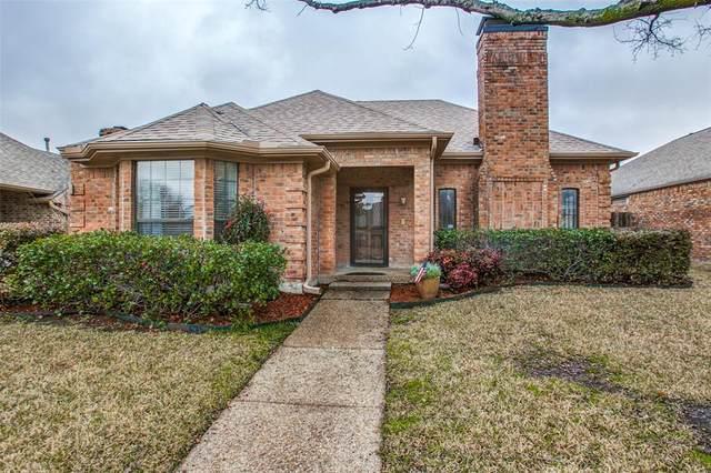 2305 Greenpark Drive, Richardson, TX 75082 (MLS #14275611) :: RE/MAX Pinnacle Group REALTORS