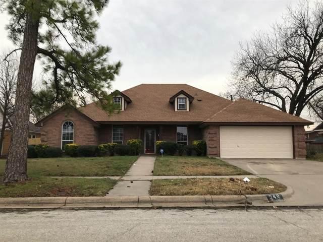 940 Marion Avenue, Fort Worth, TX 76104 (MLS #14275623) :: Trinity Premier Properties