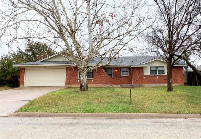 817 Harrison Avenue, Abilene, TX 79601 (MLS #14275644) :: RE/MAX Pinnacle Group REALTORS