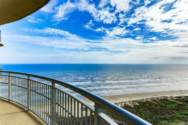 801 E Beach Drive Bc2412, Galveston, TX 77550 (MLS #14275671) :: Ann Carr Real Estate