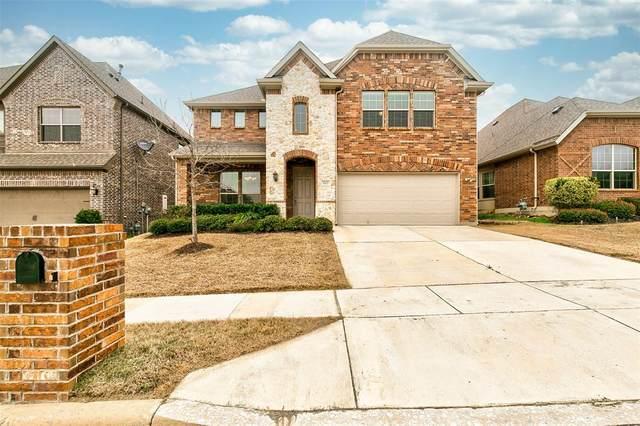8421 Hornbeam Drive, Fort Worth, TX 76123 (MLS #14275688) :: The Good Home Team