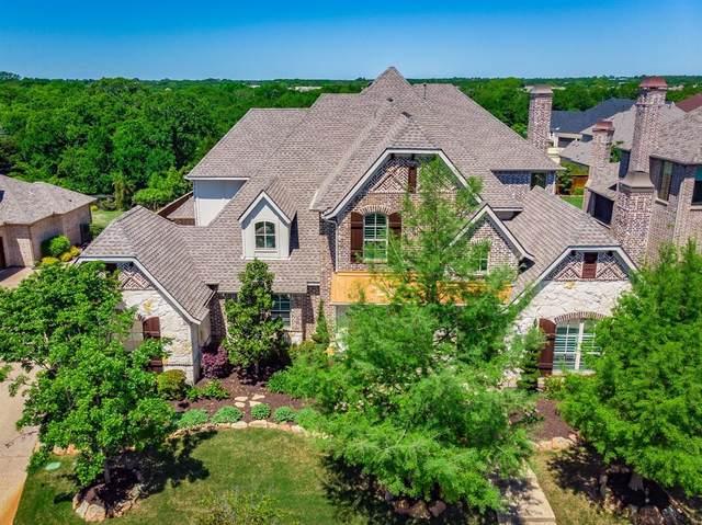 8651 Canyon Crossing, Lantana, TX 76226 (MLS #14275689) :: Real Estate By Design
