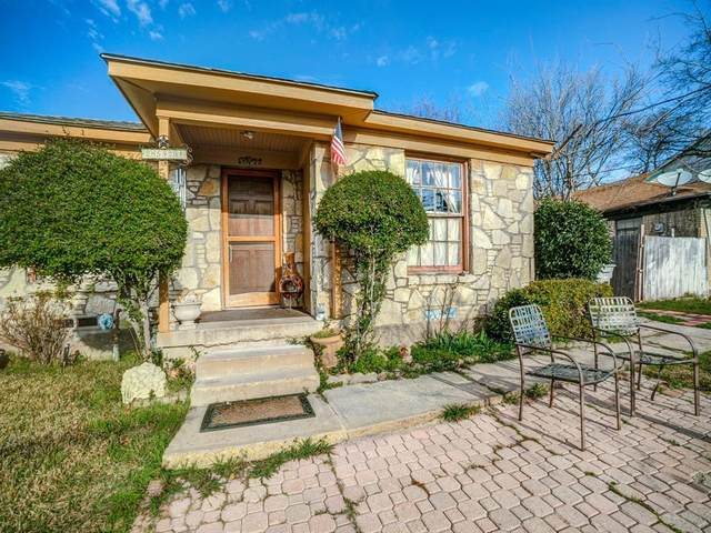 2521 Amelia Street, Dallas, TX 75235 (MLS #14275691) :: Vibrant Real Estate