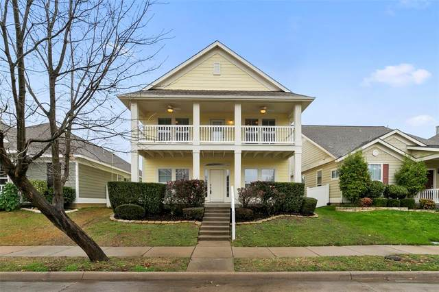 10245 Nantucket Drive, Providence Village, TX 76227 (MLS #14275727) :: Real Estate By Design