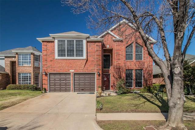 4717 Park Downs Drive, Fort Worth, TX 76137 (MLS #14275733) :: Caine Premier Properties