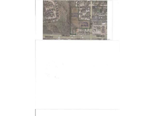 121 Precinct Line Road, Hurst, TX 76053 (MLS #14275739) :: Justin Bassett Realty