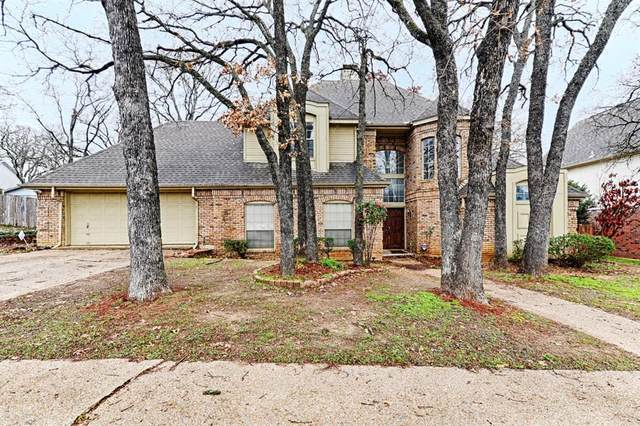 1301 Carver Lane, Irving, TX 75061 (MLS #14275758) :: The Chad Smith Team