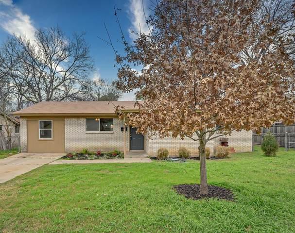 2209 Sycamore Drive, Arlington, TX 76013 (MLS #14275833) :: Robbins Real Estate Group