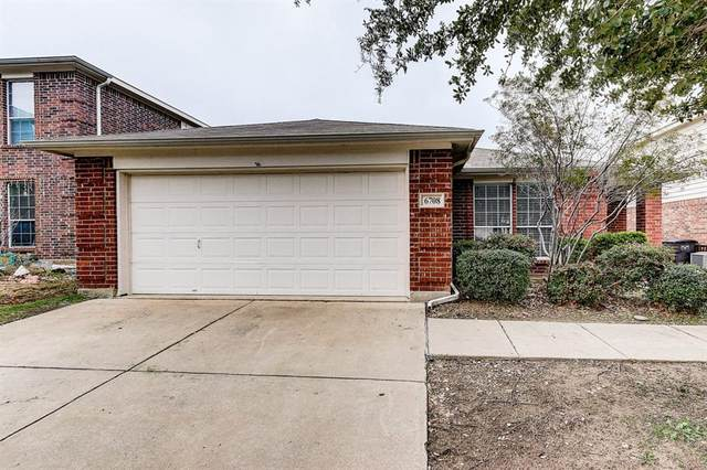 6708 Friendsway Drive, Fort Worth, TX 76137 (MLS #14275837) :: The Good Home Team