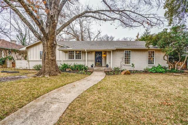 9648 Spring Branch Drive, Dallas, TX 75238 (MLS #14275882) :: Caine Premier Properties
