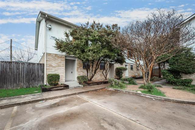 2905 Sappington Place, Fort Worth, TX 76116 (MLS #14275894) :: All Cities Realty