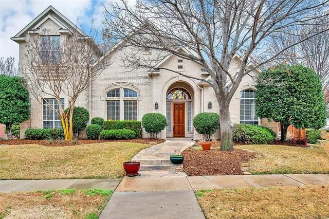 3601 Asbury Lane, Plano, TX 75025 (MLS #14275958) :: Post Oak Realty