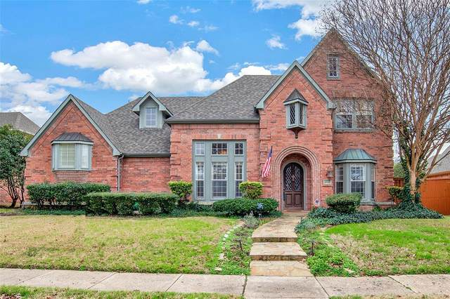 4544 Glenville Drive, Plano, TX 75093 (MLS #14275961) :: Real Estate By Design