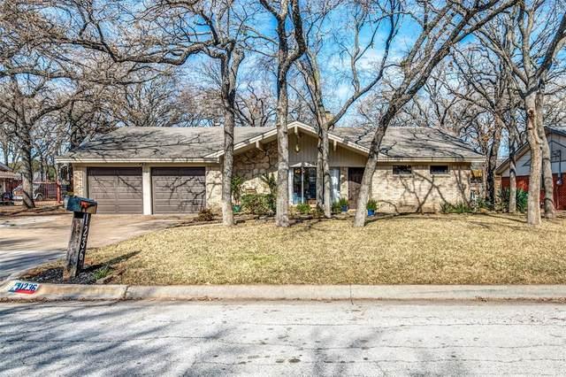 1236 Kathryn Street, Hurst, TX 76053 (MLS #14275968) :: Century 21 Judge Fite Company