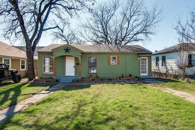 1805 Dallas Street, Grand Prairie, TX 75050 (MLS #14276013) :: Ann Carr Real Estate