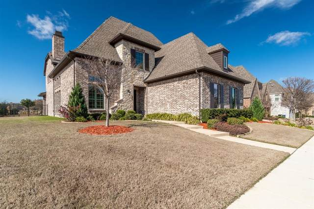 7405 Longmont Court, Frisco, TX 75035 (MLS #14276027) :: The Kimberly Davis Group