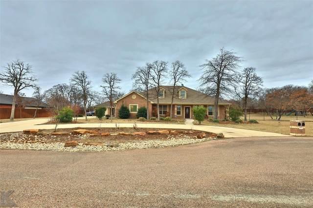 335 Hilltop Street, Baird, TX 79504 (MLS #14276038) :: RE/MAX Pinnacle Group REALTORS
