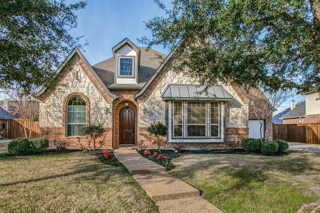 825 Mallard Trail, Murphy, TX 75094 (MLS #14276083) :: The Good Home Team