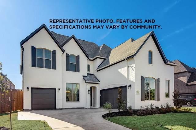 590 Corley Drive, Prosper, TX 75078 (MLS #14276086) :: Potts Realty Group