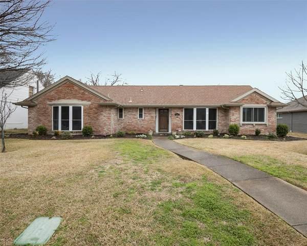 3242 Regent Drive, Dallas, TX 75229 (MLS #14276112) :: Trinity Premier Properties