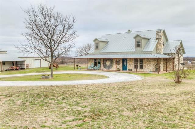 114 Young Bend Road, Brock, TX 76087 (MLS #14276152) :: The Kimberly Davis Group