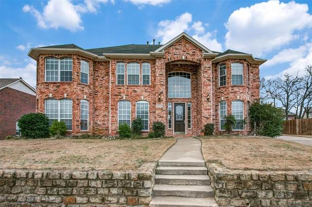 2308 Mallory Drive, Corinth, TX 76210 (MLS #14276220) :: All Cities Realty