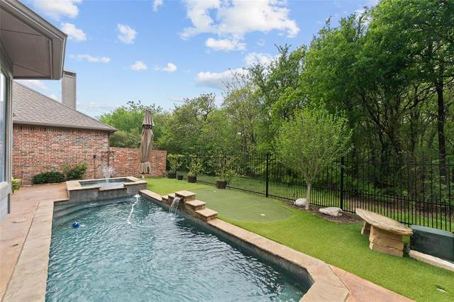 228 Versailles Lane, Keller, TX 76248 (MLS #14276238) :: The Kimberly Davis Group