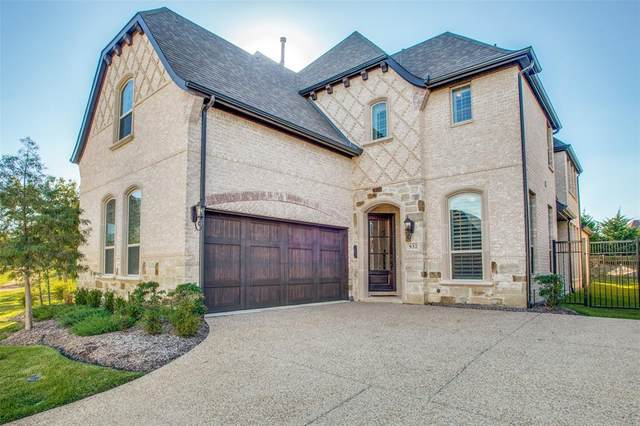 932 Royal Minister Boulevard, Lewisville, TX 75056 (MLS #14276259) :: The Kimberly Davis Group