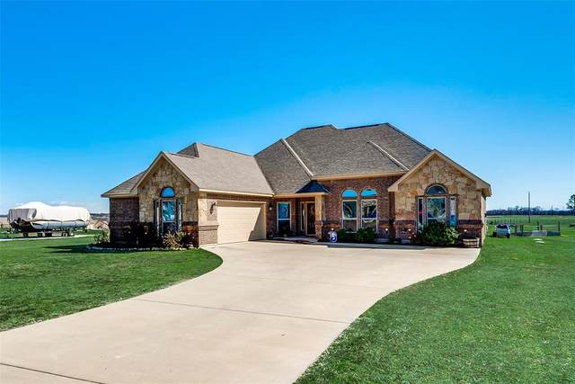 117 Spirit Court, Weatherford, TX 76087 (MLS #14276300) :: The Kimberly Davis Group