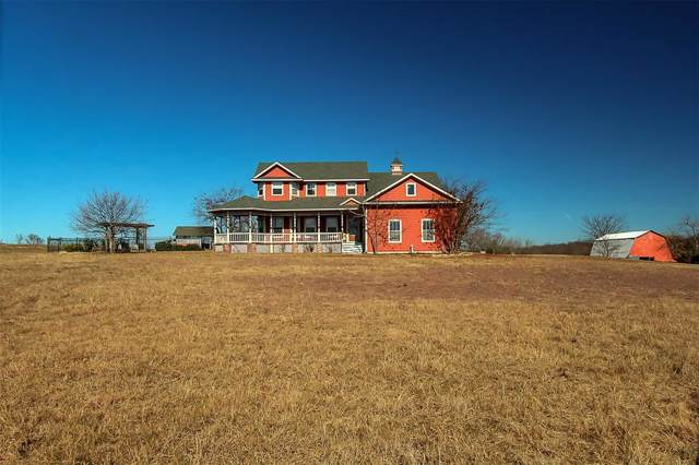 10059 County Road 470, Blue Ridge, TX 75424 (MLS #14276357) :: All Cities Realty