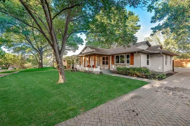 11710 Farrar Street, Dallas, TX 75218 (MLS #14276380) :: Robbins Real Estate Group