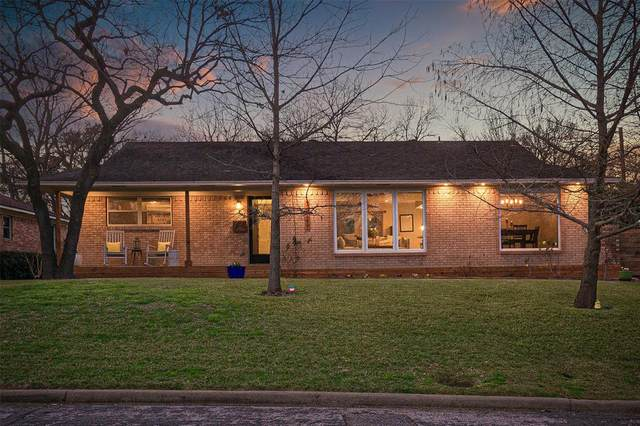 7429 Fenton Drive, Dallas, TX 75231 (MLS #14276400) :: Robbins Real Estate Group