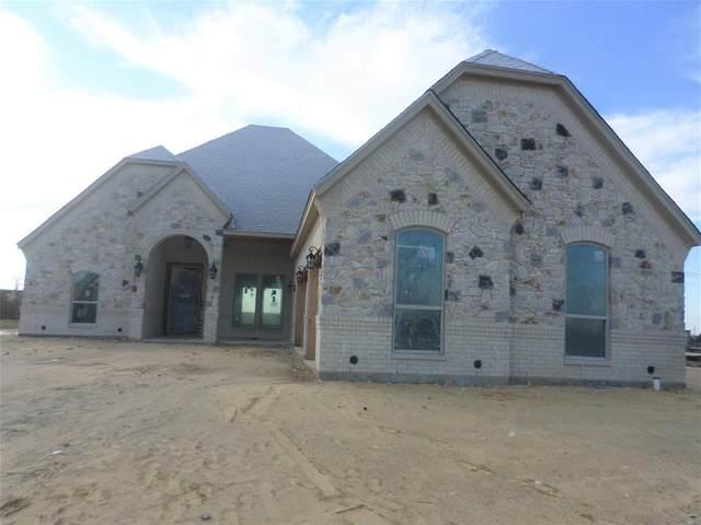2201 Vanderbilt Drive, Weatherford, TX 76088 (MLS #14276426) :: Caine Premier Properties