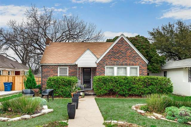 1211 Cascade Avenue, Dallas, TX 75224 (MLS #14276455) :: Ann Carr Real Estate