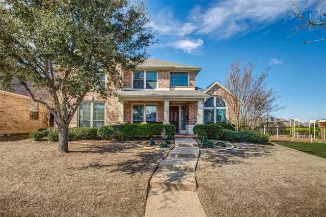 624 King Lionel Lane, Lewisville, TX 75056 (MLS #14276464) :: The Kimberly Davis Group