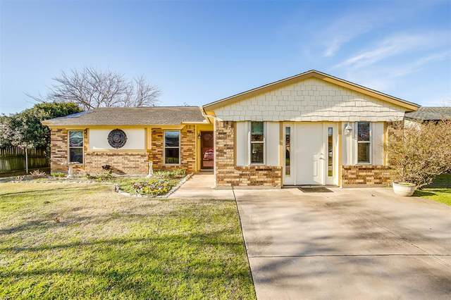 505 Charlyne Drive, Burleson, TX 76028 (MLS #14276476) :: The Good Home Team
