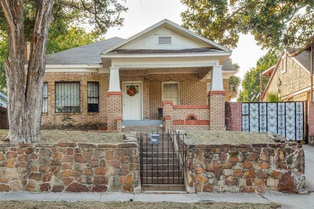 917 N Beckley Avenue, Dallas, TX 75203 (MLS #14276557) :: North Texas Team | RE/MAX Lifestyle Property