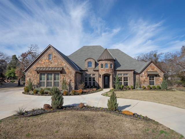 6900 Hickory Hill Circle, Argyle, TX 76226 (MLS #14276570) :: Ann Carr Real Estate