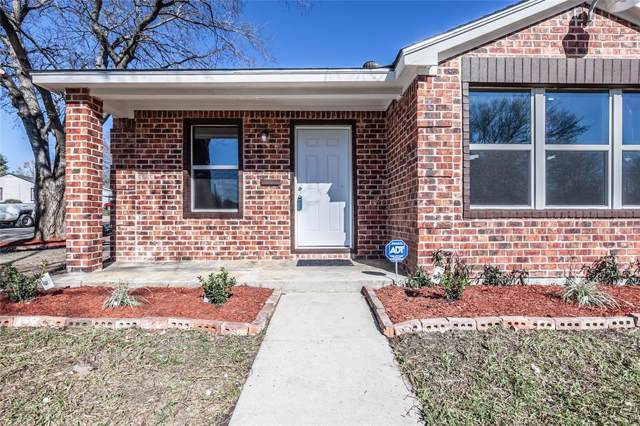 1001 Schieffer Avenue, Fort Worth, TX 76110 (MLS #14276575) :: The Heyl Group at Keller Williams