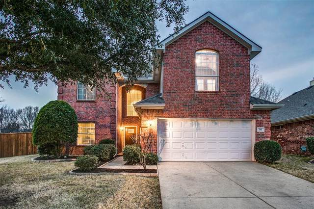 743 Kilbridge Lane, Coppell, TX 75019 (MLS #14276591) :: Team Tiller