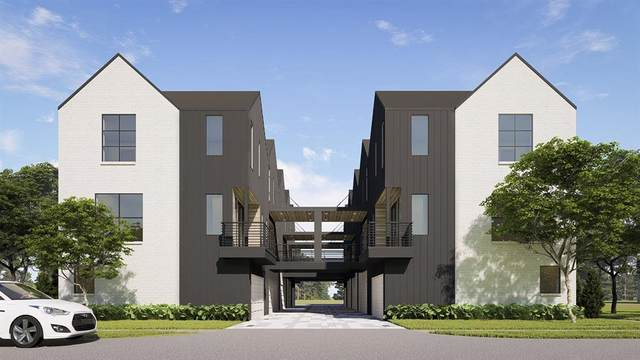5707 Lindell #203, Dallas, TX 75206 (MLS #14276608) :: Robbins Real Estate Group