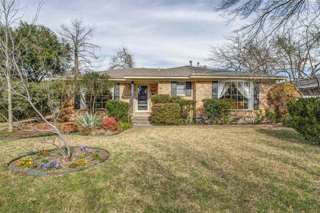8423 Swift Avenue, Dallas, TX 75228 (MLS #14276612) :: The Kimberly Davis Group