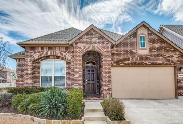 1801 Henderson Drive, Northlake, TX 76226 (MLS #14276616) :: The Rhodes Team