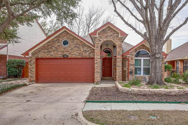 9421 Ruidosa Trail, Irving, TX 75063 (MLS #14276649) :: All Cities Realty
