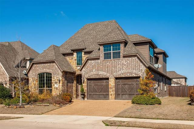 602 Deverson Drive, Rockwall, TX 75087 (MLS #14276655) :: Caine Premier Properties