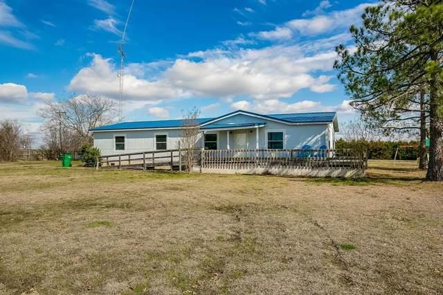 6401 County Road 4102, Greenville, TX 75401 (MLS #14276656) :: Team Tiller