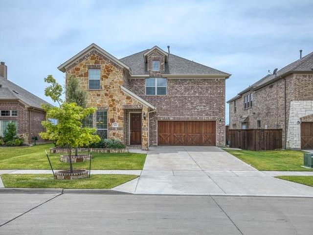 5611 Lightfoot Lane, Frisco, TX 75036 (MLS #14276684) :: Ann Carr Real Estate